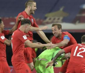 FIFA World Cup 2018: England end penalty shootout jinx to beat Colombia and progress to quarter-final