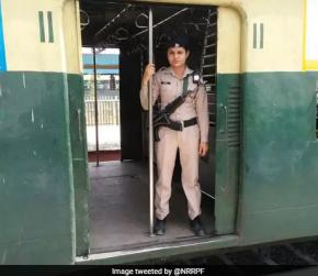 After A Passenger's Tweet, 26 Minor Girls Rescued From Train In UP