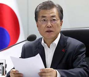 Moon Jae-in in India: Narendra Modi to hold trade, defence talks with South Korean president on Tuesday