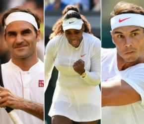 Wimbledon 2018 set for Manic Monday as Roger Federer, Rafael Nadal and Serena Williams resume campaign