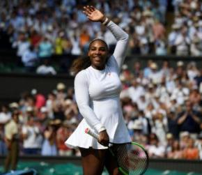 Wimbledon 2018: Serena Williams serves up masterclass to reach final; Angelique Kerber gets past erratic Jelena Ostapenko