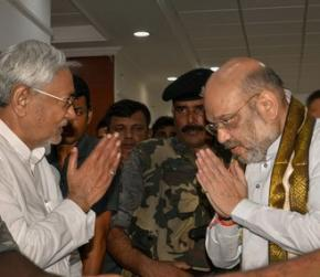 Amit Shah-Nitish Kumar meet papered over cracks, but BJP-JD(U) seat-sharing talks will create new ones soon