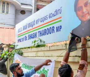 Shashi Tharoor responds to 'go to Pakistan' slogans: 'Have they started a Taliban in Hinduism?'