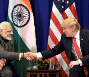 """The United States is pleased to announce that the inaugural US-India '2+2 dialogue' will be held in New Delhi, India, on September 6,"" State Department Spokesperson Heather Nauert said in a statement."