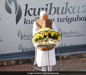 """Token Of Love"": India To Gift Cancer Therapy Machine To Uganda, Says PM"