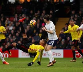 Everton sign Brazilian forward Richarlison from Watford