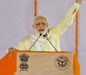 Narendra Modi does well to stand by industrialists; nation leapfrogs in ease of doing business but Make in India still a pipe dream