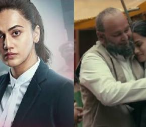 Mulk actor Taapsee Pannu: Rishi Kapoor can be intimidating if you let him be