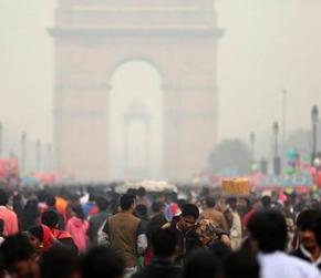 India's population growth rate highly overestimated, finds study