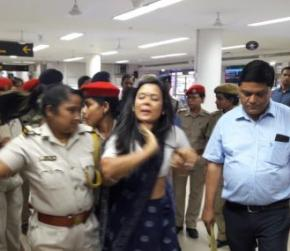 TMC's bid to expose anomalies in NRC process restrained at Silchar airport as Assam govt takes delegation under 'preventive detention'