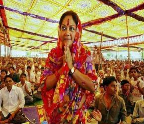 Why Vasundhara Raje Always Starts Her Poll Tour At This Rajasthan Temple