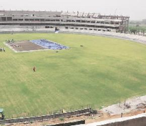 New cricket ground in Mullanpur may host international match next year