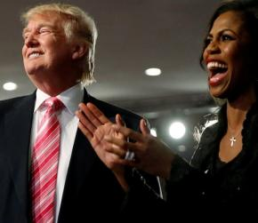 Reality White House: Donald Trump, Omarosa trade insults, charges
