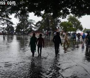 Himachal Pradesh rain LIVE Updates: Following weather warning, educational institutions to remain shut in Mandi, Kangra