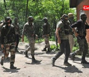 Top Hizbul commanders including Burhan Wani's last aide reportedly killed in Shopian encounter