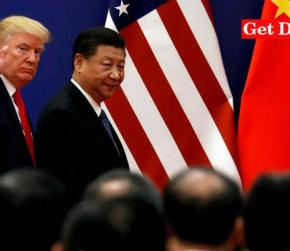 Trump Says Talks With China Will Continue As Trade War Escalates