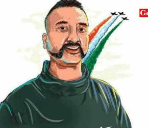 IAF pilot Abhinandan Varthaman is Now in Rajasthan School Textbook