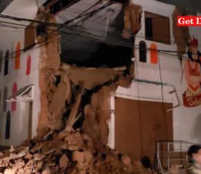 7.5 Magnitude Earthquake In Peru Leaves 1 Dead, 11 Injured