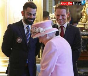 Cricket World Cup – 2019 : Virat Kohli and all other captains meet Queen Elizabeth II and Price Harry