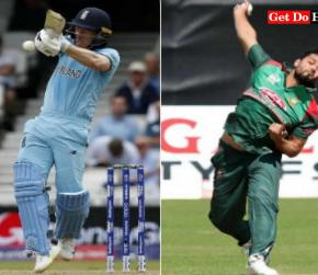 ICC World Cup 2019 - Match 12 England vs Bangladesh, Match Prediction