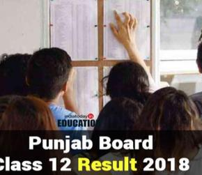 Punjab Board Class 12 Results 2018 declared at pseb.ac.in: Ludhiana's Puja Joshi tops with 98 per cent