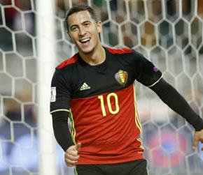 FIFA World Cup 2018: Eden Hazard's rise to being Belgium's hope from humble beginnings in 'bottomless stadium'