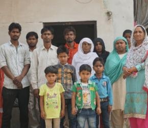 A year after lynching of man in Bulandshahr over 'love jihad' issue, victim's family members live like refugees