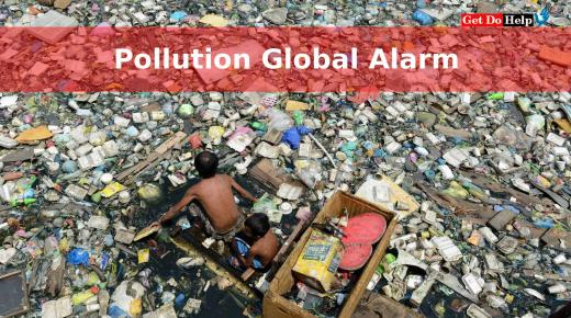 Definition and Types of Pollution - A Global Alarm