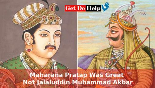 India's Greatest Legend is Maharana Pratap not Jalaluddin Muhammad Akbar