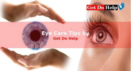 Importance and Tips of Eye / Vision Care