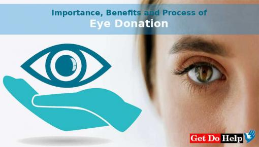 Importance and Process of Eye Donation