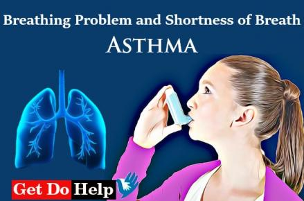 Breathing Problem and Shortness of Breath - Asthma