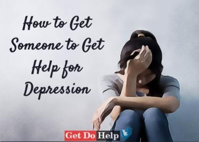 How to Get Someone to Get Help for Depression