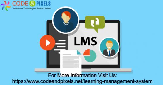 Learning Management System | CODE AND PIXELS Interactive Technologies Pvt ltd