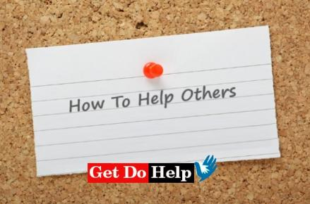 How To Help Others - Essay