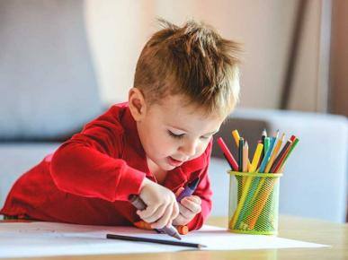 ADHD May Affect Certain Brain Regions in Kids