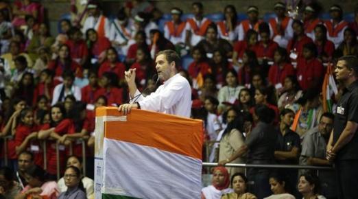 PM Modi silent on atrocities against women: Rahul Gandhi