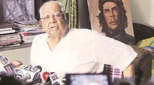 Somnath Chatterjee dead: PM Modi remembers him as 'a strong voice for the well-being of poor and vulnerable'