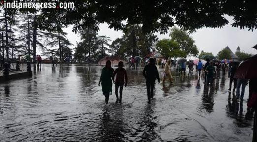 Himachal Pradesh rain LIVE Updates: Following weather warning, educational institutions to remain shut in Mandi, Kangra