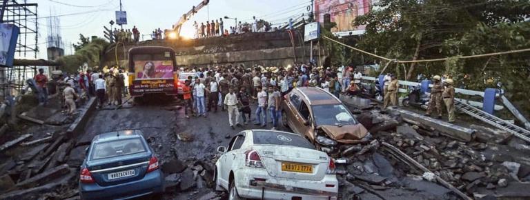Majerhat bridge collapse: Shoddy probe, little accountability, nasty politics make infrastructure a perennial casualty