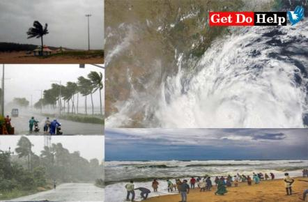 Cyclone Fani makes landfall in Odisha's Puri