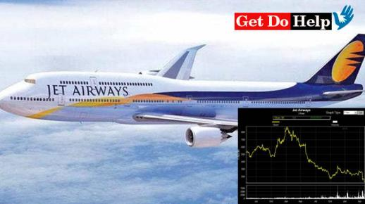 Jet Airways Stock Extends Losses To Fifth Day In A Row