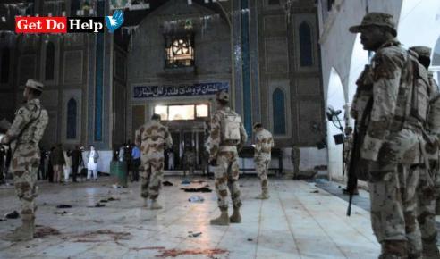 Explosion Hits Near Major Sufi Shrine In Lahore