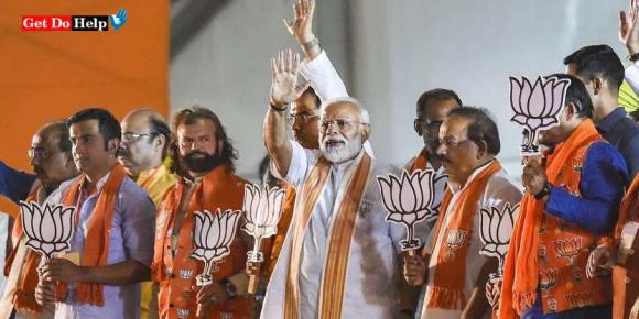Lok Sabha 2019: First Rally in Delhi, PM Modi Says Aap Brought Nakaampanthi Model Of Governance