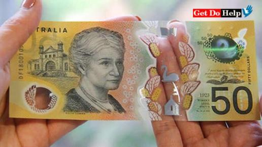Australia's A$50 Note Misspells Responsibility as Responsibilty