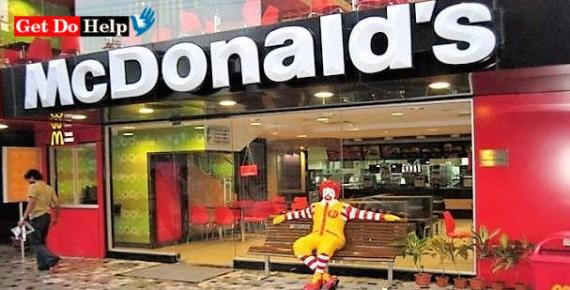 Mcdonald's Buys Out Partner, Will Temporarily Shut 165 Outlet