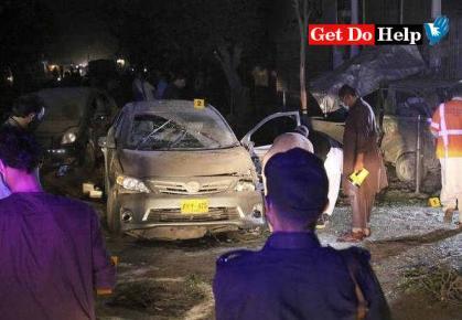 Four Policemen Killed In Taliban Attack In Pakistan's Quetta