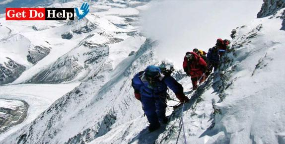Two Indian Climbers Dead In Nepal's Himalayas
