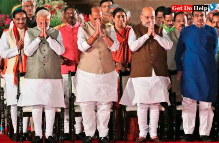 Amit Shah gets Home Ministry, Rajnath Singh to be new Defence Minister and Nirmala Sitharaman the new Finance minister
