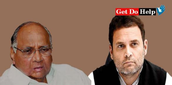Back at work after six days, Rahul meets Sharad Pawar, Kumaraswamy